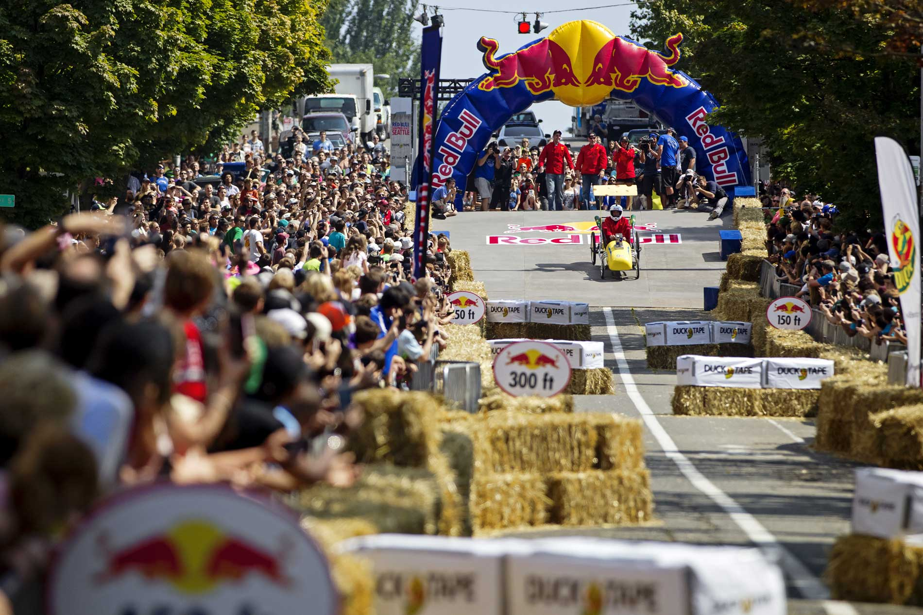 Red Bull Soap Box Derby >> Red Bull Soapbox Hangman Productions